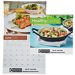 View a larger, more detailed picture of the Healthy Eating Calendar
