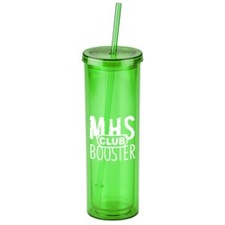 View a larger, more detailed picture of the Montara Spirit Tumbler w Straw - 16 oz - 24 hr