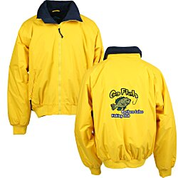 View a larger, more detailed picture of the Mountaineer Jacket - Back Embroidered