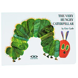 View a larger, more detailed picture of the The Very Hungry Caterpillar
