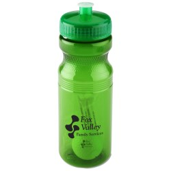 View a larger, more detailed picture of the Golf Ball Tees Bottle Kit - Closeout