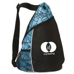 View a larger, more detailed picture of the Designer Slingpack - Closeout