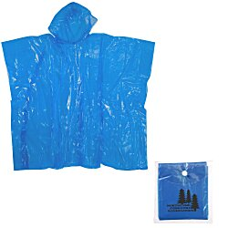 View a larger, more detailed picture of the Rally Disposable Poncho