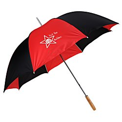 View a larger, more detailed picture of the Budget-Beater Golf Umbrella - 24 hr