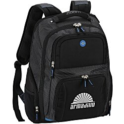 View a larger, more detailed picture of the Zoom Checkpoint-Friendly Laptop Backpack - 24 hr