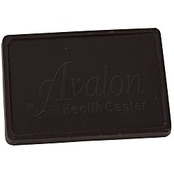 View a larger, more detailed picture of the Chocolate Treat - 1 oz - Rectangle