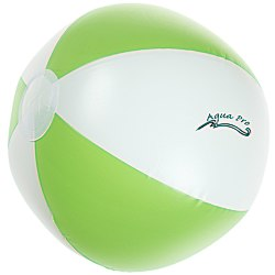 View a larger, more detailed picture of the 16 Beach Ball - Two-Tone