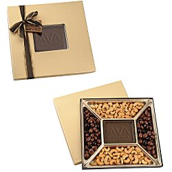 View a larger, more detailed picture of the Treat Mix - 1 25 lbs - Gold Box - Milk Chocolate Bar