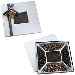 View a larger, more detailed picture of the Treat Mix - 1 25 lbs - Silver Box - Dark Chocolate Bar