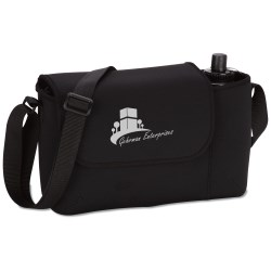 View a larger, more detailed picture of the Arctic Zone Hydration Messenger Lunch Tote