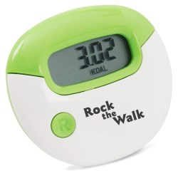 View a larger, more detailed picture of the Pebble Pedometer