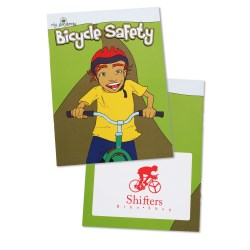 View a larger, more detailed picture of the My Storybooks - Bicycle Safety