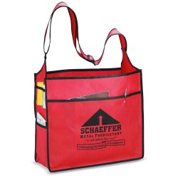View a larger, more detailed picture of the Trade Show Tote - Closeout