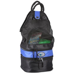 View a larger, more detailed picture of the Cadet 2-Person Picnic Backpack - Closeout