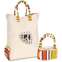 View a larger, more detailed picture of the Kaleido Tote - Closeout