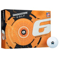 View a larger, more detailed picture of the Bridgestone E6 Golf Ball - Dozen - Standard Ship