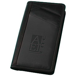 View a larger, more detailed picture of the elleven Jet Setter Travel Wallet