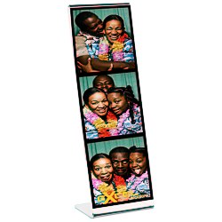 View a larger, more detailed picture of the Photo Strip Easel Frame