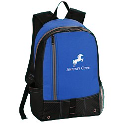 View a larger, more detailed picture of the Front Pocket Sport Backpack