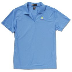 View a larger, more detailed picture of the Bamboo Rayon Polo - Ladies - Closeout