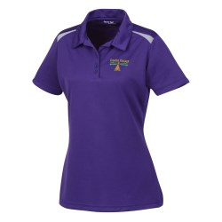 View a larger, more detailed picture of the Contour Performance Polo - Ladies