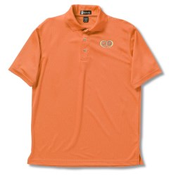 View a larger, more detailed picture of the Moisture Management Polo - Men s - Closeout