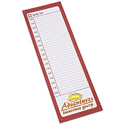 View a larger, more detailed picture of the Bic Magnetic Manager Notepad - Daily - 50 Sheet