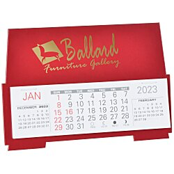 View a larger, more detailed picture of the Budget Desk Calendar