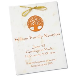 View a larger, more detailed picture of the Seeded Invitation Program - 7 x 5 - Daisy