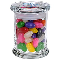 View a larger, more detailed picture of the Snack Attack Jar - Assorted Jelly Beans