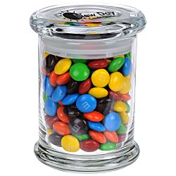 View a larger, more detailed picture of the Snack Attack Jar - M&M s