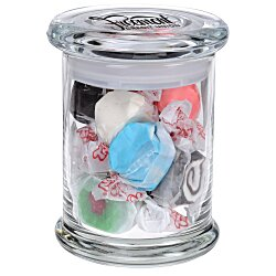 View a larger, more detailed picture of the Snack Attack Jar - Salt Water Taffy