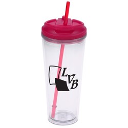View a larger, more detailed picture of the Spirit Travel Tumbler - 20 oz