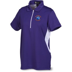 View a larger, more detailed picture of the Lee Colorblock Polo - Ladies