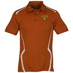 View a larger, more detailed picture of the Contour Performance Polo - Men s