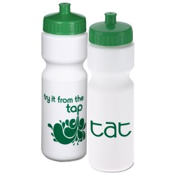 View a larger, more detailed picture of the Try Tap Sport Bottle - 28 oz