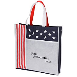 View a larger, more detailed picture of the Patriot Tote