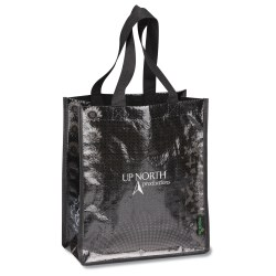 View a larger, more detailed picture of the Hope Laminated Gift Tote - Closeout