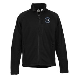 View a larger, more detailed picture of the Storm Creek Ironweave Fleece Jacket - Men s