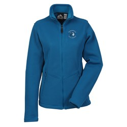 View a larger, more detailed picture of the Storm Creek Ironweave Fleece Jacket - Ladies