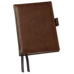 View a larger, more detailed picture of the Cutter & Buck Legacy Bound Journal - Closeout