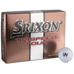 View a larger, more detailed picture of the Srixon Trispeed Tour Golf Balls - Closeout