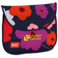 View a larger, more detailed picture of the BUILT Sandwich Bag - Lush Flower