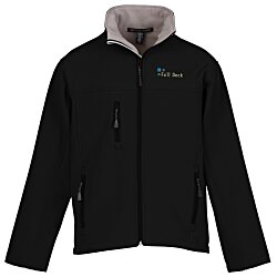 View a larger, more detailed picture of the Devon & Jones Soft Shell Jacket - Men s