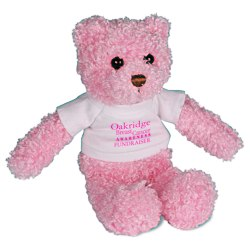 View a larger, more detailed picture of the Tropical Flavor Bear - Pink