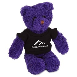 View a larger, more detailed picture of the Tropical Flavor Bear - Purple