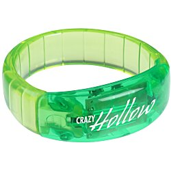 View a larger, more detailed picture of the Flashing LED Bracelet
