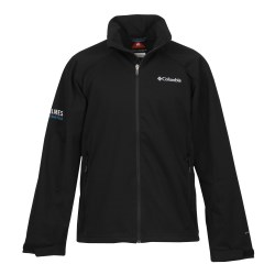View a larger, more detailed picture of the Columbia Tectonic Omni-Heat Softshell Jacket - Men s