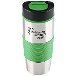 View a larger, more detailed picture of the Ventura Travel Tumbler - 16 oz