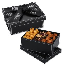 View a larger, more detailed picture of the Sweet & Salty Executive Gift Box